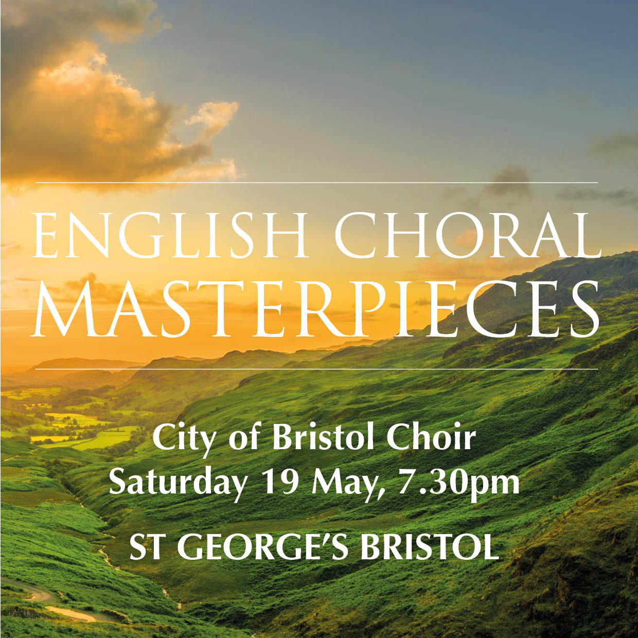English Choral Masterpieces