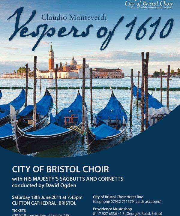 Monteverdi's Vespers