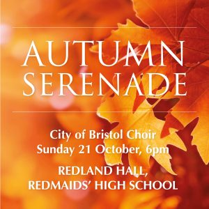 Autumn Serenade - 21 October 2018