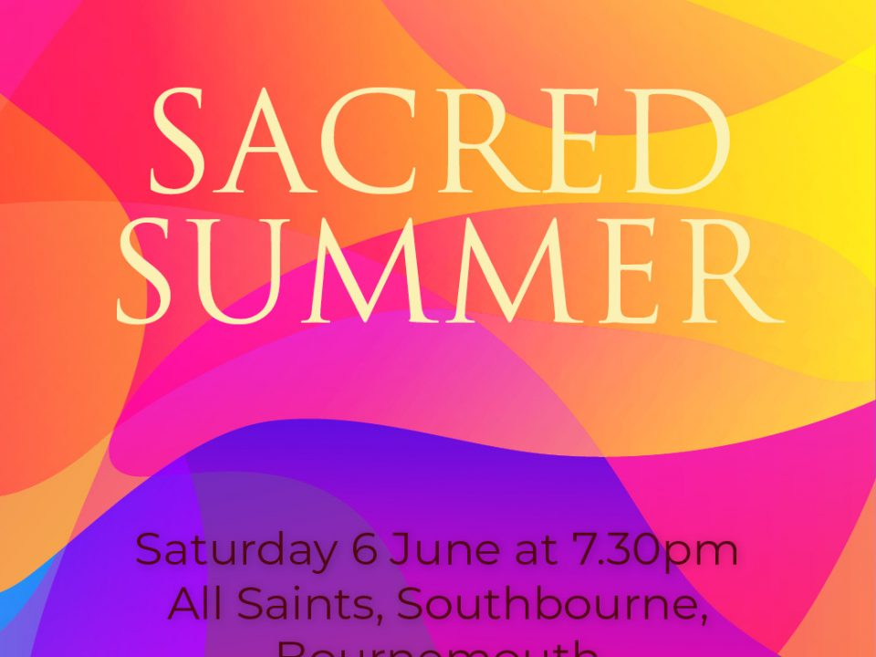 Sacred Summer - 6 June 2020