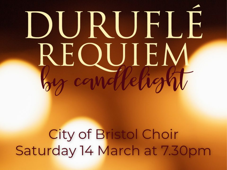 Duruflé Requiem by Candlelight