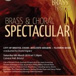 Brass & choral spectacular