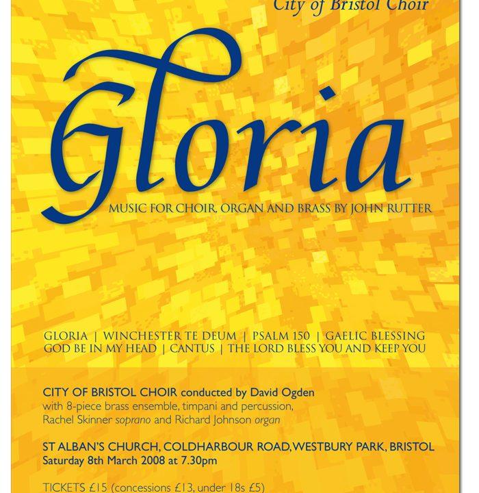 Rutter Gloria