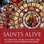 Saints Alive