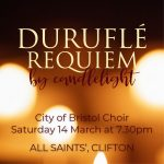 Duruflé Requiem by Candlelight
