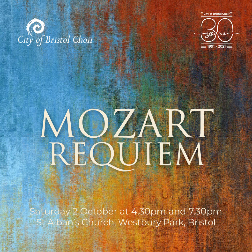 Mozart Requiem - 2 October 2021